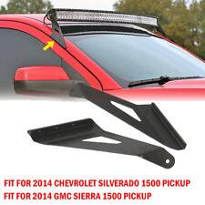 "For 2014 GMC Sierra/Chevy Silverado 50"" Curved LED Light Bar Roof Mount Bracket"