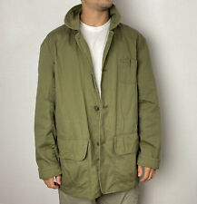 LL Bean ARCHIVE 1945 Hunting Jacket Repro Mens Large Vintage Style Engineered US