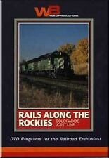Rails Along the Rockies Colorado's Joint Line DVD WB