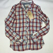Fat Face Women's Check Cotton Tops & Shirts