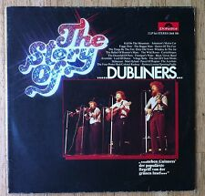 THE DUBLINERS The Story Of The Dubliners 2-LP/GER/FOC