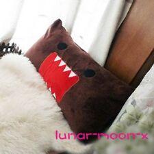 """23"""" x 12"""" Domo Kun Brown Plush Pillow Cushion"""