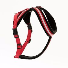 Halti Comfy Padded Dog Harness Red - All Sizes
