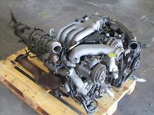 JDM 96 Spec Mazda RX7 FD3S Twin Turbo 13B Rotary Engine 5 Speed Manual Trans FD