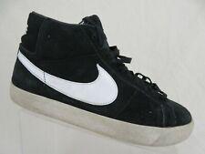 NIKE Blazer SB Black Sz 9 Men High-Top Sneakers