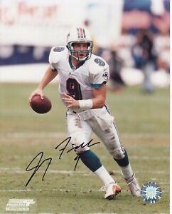 Jay Fielder  #0  8x10 Signed Photo w/ COA  Miami Dolphins