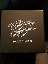 Christian Audigier sky garden watch (unisex)