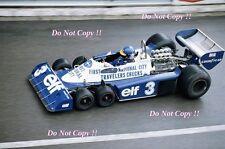 Ronnie Peterson Tyrell P34 Monaco Grand Prix 1977 Photograph 5