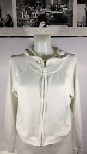 Athleta Swerve Hoodie Jacket - White Women's Size Small RN 54023; Style 242929