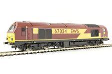Hornby R3349 Class 67 EWS Loco DCC Ready 00 Gauge, Brand New!
