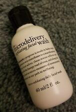 NEW! Philosophy The Microdelivery Exfoliating Facial Wash 2 fl.oz / 60ml