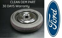 12 13 14 15 16 FORD FOCUS SPARE TIRE RIM WHEEL DONUT COMPACT OEM 125/80/16
