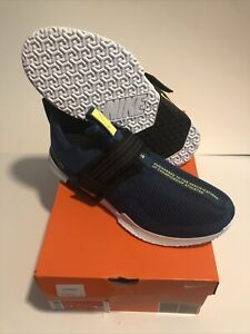 Men's Size 13 Nike Metcon Sport Athletic Training Shoes AQ7489 400 Blue