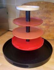 GENUINE IKEA PS HYLTE PLASTIC CAKE STAND 5 TIER RARE