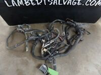 2009 Chevrolet Silverado 2500 Pickup 6.0L Engine WIRE HARNESSS