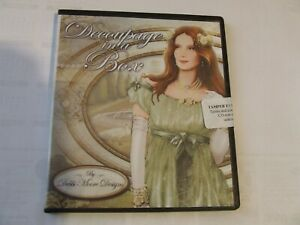 DEBBI MOORE DECOUPAGE IN A BOX CD ROM