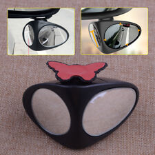 Adjustable 360° Blind Spot Mirror Wide Angle Rear View Right Vehicle Car Truck