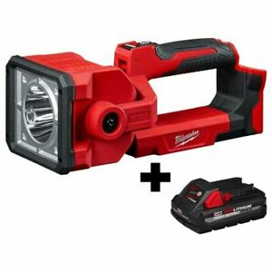 Milwaukee 2354-20, 48-11-1835 M18™ Search Light With M18™ Redlithium High