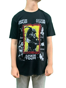 Bob Marley Kaya Tour Unisex Official T-Shirt Brand New Various Sizes Reggie Jama