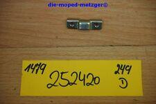 Piaggio Halteblech Schloß Gepäckfach - Cosa 252420 Original NEU NOS xs1479