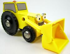 Brio SCOOP 2001 Bob The Builder Wooden Vehicle Loader Yellow Nice!