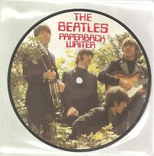 """The BEATLES """"paperback writer"""" 2 Track Picture 7"""" Vinyl single"""