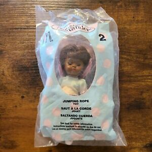 2005 McDonalds Madame Alexander Jumping Rope Happy Meal Toy #2