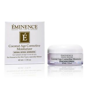 NEW Eminence Coconut Age Corrective Moisturizer - For Normal to Dry Skin 60ml