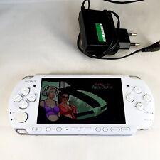 Sony PSP Playstation Portable 3004 - Slim & Lite - White - GTA Vice City Stories