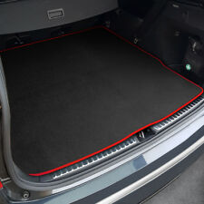 Volkswagen Passat B6 Saloon Boot Mat (03/2005 - 2010) Black Tailored