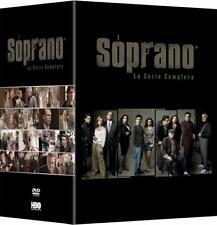 I Soprano - Cofanetto Serie completa (28 Dvd) HBO