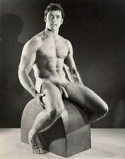 "Bruce of Los Angeles Nude Male Gay Interest - 17"" x 22"" Fine Art Print - 01220"