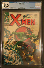 X-Men #21 6/66 CGC 8.5 1966 Lucifer Appearance