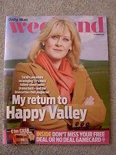 Weekend Magazine: Sarah Lancashire, James Norton, Rebecca Adlington, Jon Snow
