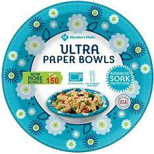 Member's Mark Printed Ultra Paper Bowls (20 oz.,150 ct.)