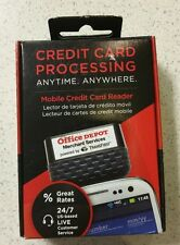 Office Depot Merchant Services Powered By Transfirst Mobile Credit Card