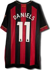 Sale! *BNWT* 18/19 Bournemouth Home Shirt #11 Daniels Size L