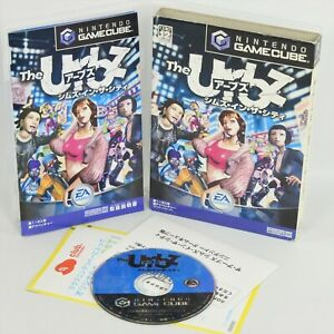 URBZ Sims in the City Game Cube Nintendo For JP System 0178 gc