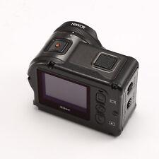 Nikon KeyMission 170 4K Action Camera Camcorder Black Wifi Bluetooth Waterproof