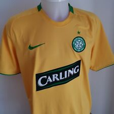 superbe maillot  de football celtic glasgow  taille L NIKE