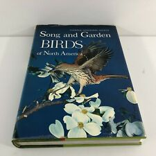 Song and Garden Birds of North America by Wetmore, Alexander Book The HCDJ