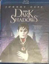 Dark Shadows (Blu-ray, ) Johnny Depp, Tim Burton- Brand New