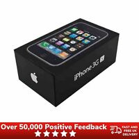 iPhone 3GS Original Box A1303 Black, *BOX ONLY* - Pristine condition