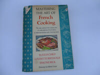 Mastering the Art of French Cooking Author Signed Classic Recipes Vintage 1967