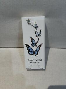 Parfum HANAE MORI BUTTERFLY 50 ml neuf + cadeau