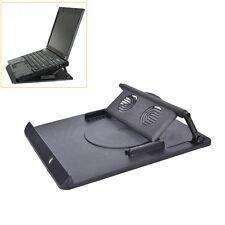 """Laptop Tischständer Desk Tray Cooling Halter """"Einstellbare 360° Drehwirbel Base+"""