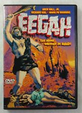 Eegah: The Name Written in Blood! (DVD, 2002) Arch Hall, Jr. [Alpha Video](1962)