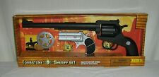 Tombstone Sheriff Toy Guns Play Set with Realistic Sounds and Accessories *NEW*