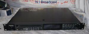Denon CD and usb  media player dn501c with balanced XLR output