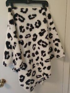 "101 Dalmatians Cruella Cape Costume 14"" opening 31"" length"